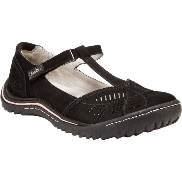 Jambu Shoes - JAMBU Mary Jane Sandals Shoes All Terra New